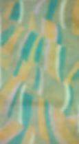 Batik Marty Staszczyk, pola z lotu ptaka