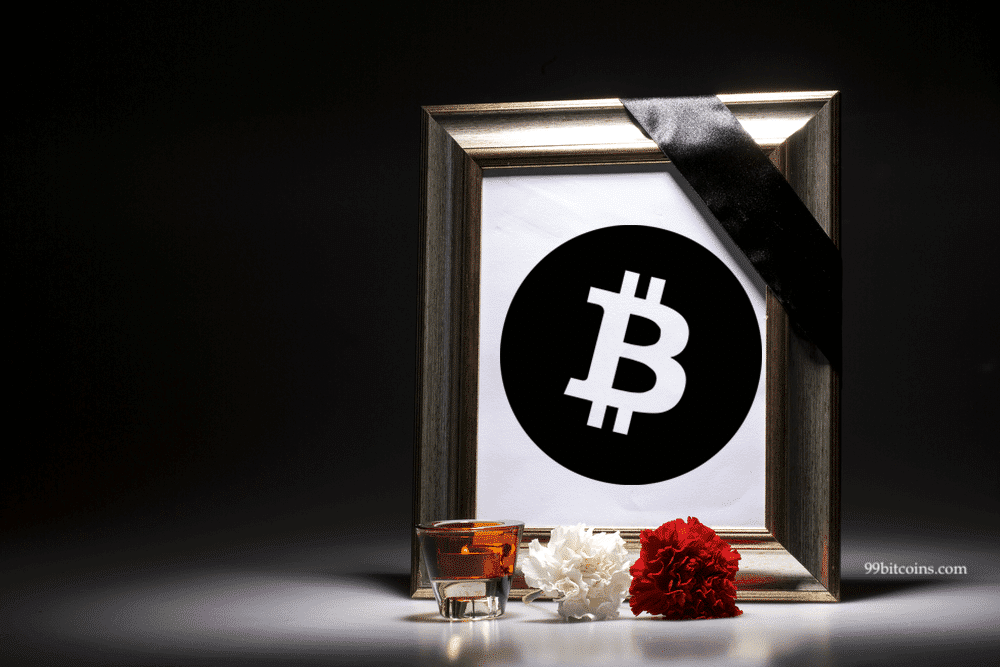Bitcoin Funeral