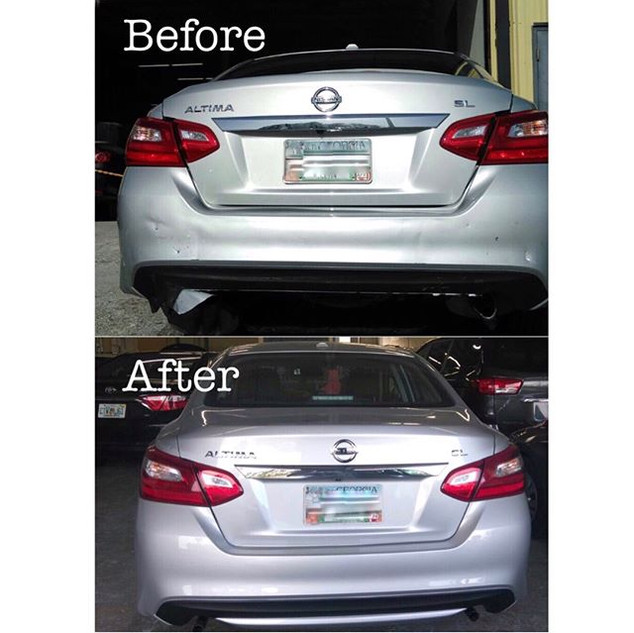We fix any damage on your car, in record