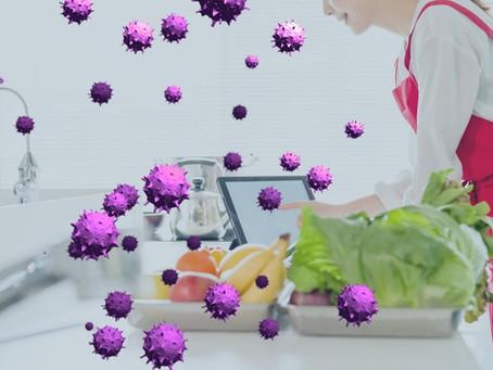 梅雨の食中毒を防ぐ、オーガニック料理の秘訣とは?