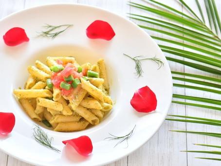 【ヴィーガン料理】超簡単!グルテンフリーのマンゴーパスタ