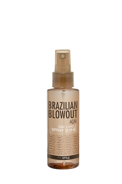 Brazilian Blowout Açai Shine & Shield Spray Shine 4 Oz