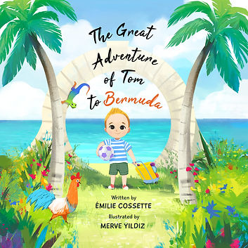 The Great Adventure of Tom to Bermuda
