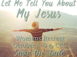 Save-the-Date for the Women's Retreat