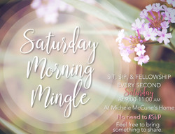 Women's Saturday Morning Mingle