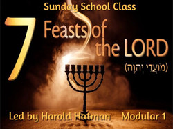 7 Feasts of the Lord Sunday School Class