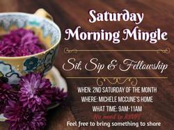 Women's Ministry Saturday Morning Mingle