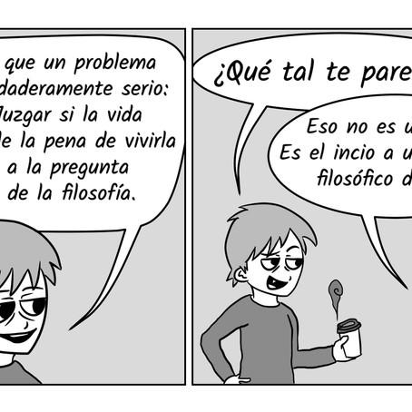 Coffee's Good | Comic #2