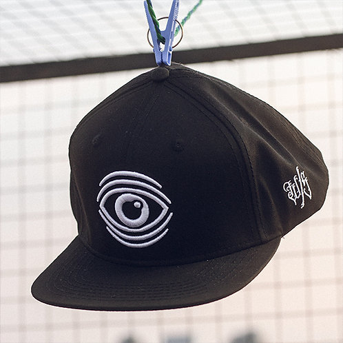 Gorra Terrible X World Street Eye Snapback