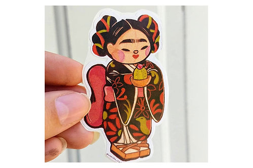 Sticker Frida Kimono Ryder