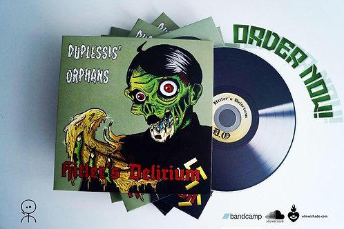 CD EP Hitler's Delirium por Duplessis' Orphans