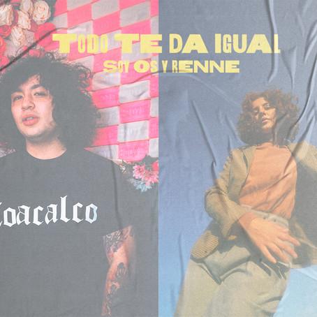 Todo te da igual, nueva canción de Soy Os y Renne