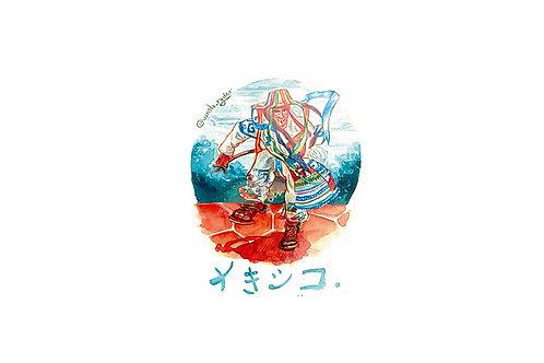 Sticker Danzante Vanila Ryder