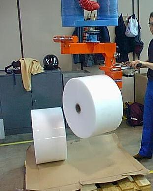 Vacuum reel lifter