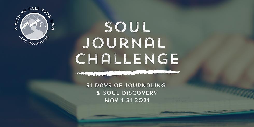 Soul Journal Challenge