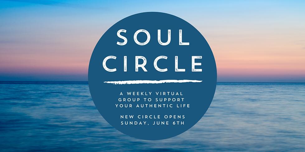 SOUL CIRCLE (Starting June 2021)