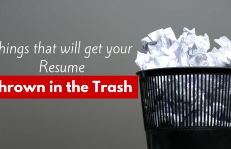 Are Employers Throwing My Resume In The Trash?