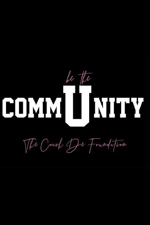 Community Adult T-Shirt