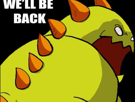 Kaiju Exchange Kickstarter.. We Have Tried