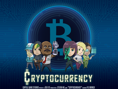 Capital Gains Studio Announces New Cryptocurrency Board Game