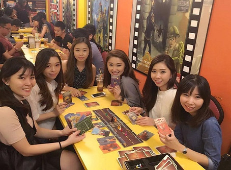 So You Want to Be an Asian Board Game Designer?