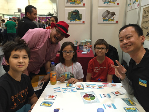 Spiel 2015: Our First Overseas Convention!