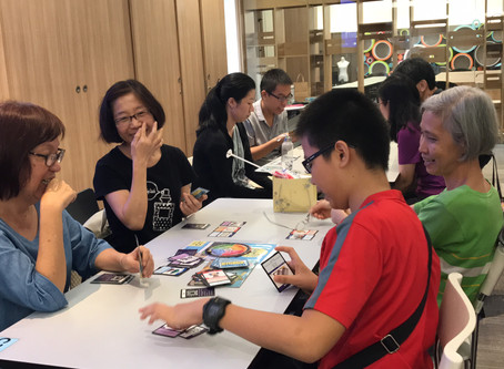 Wongamania Family Day @ Toa Payoh Library
