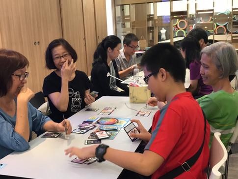 Wongamania Family Day @ Toa Payoh Library