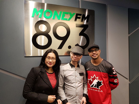 On Air with BFM 89.3 - Growing Pains of a Singaporean Board Game Publisher
