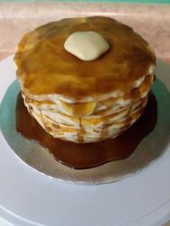 Buttercream Pancakes