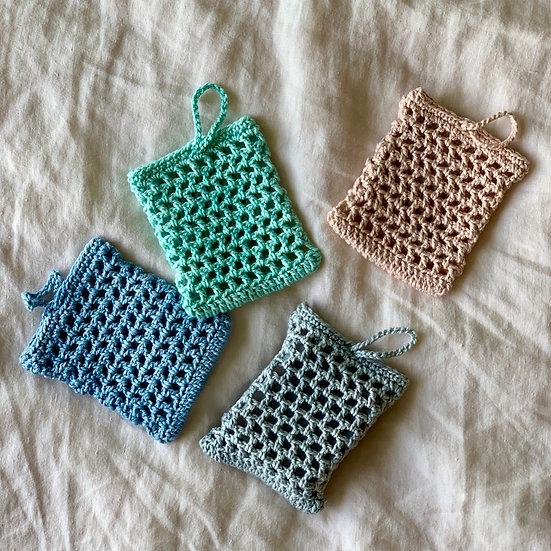 Mesh Soap Saver Sack (Cotton)