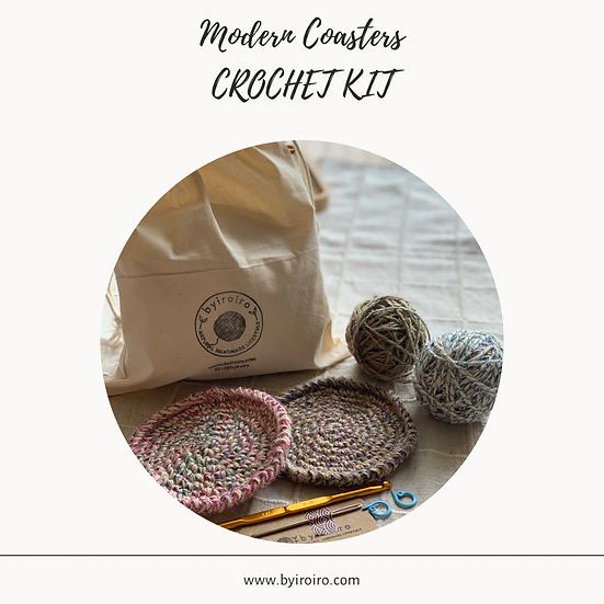 Modern Coasters - DIY KIT