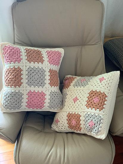 Granny Chic Cushion- Sweet Dreams