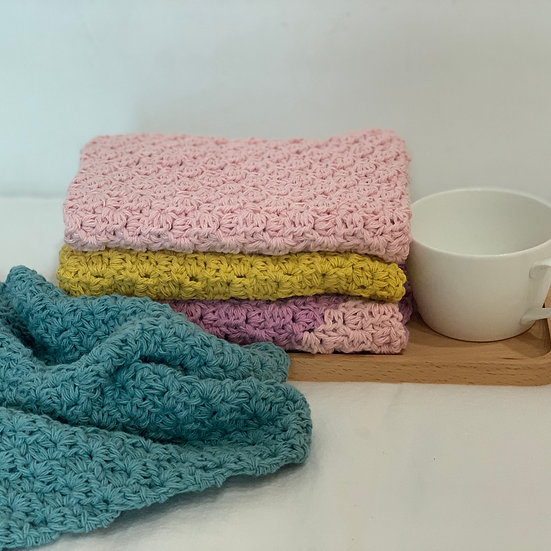 Recycled Cotton Hand Towel