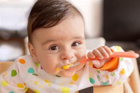 Diversificarea alimentației bebelușului cu Thermomix