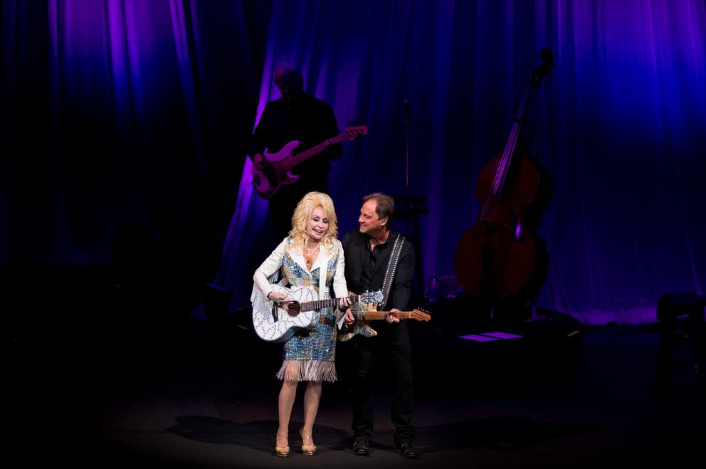 Dolly Parton, Pure & Simple Tour
