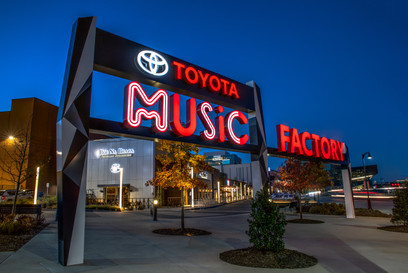 Toyota Music Factory, Irving, TX