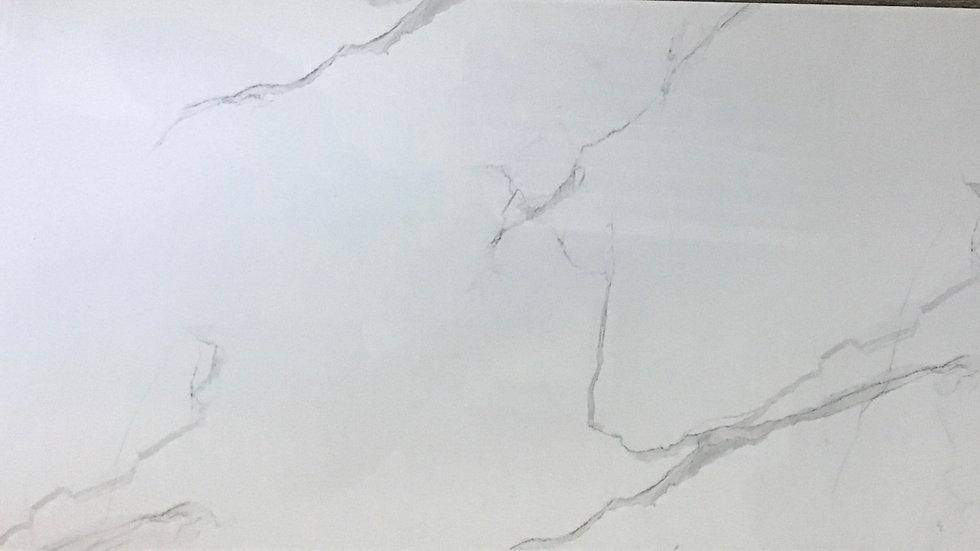White Carrera smoke gray lines