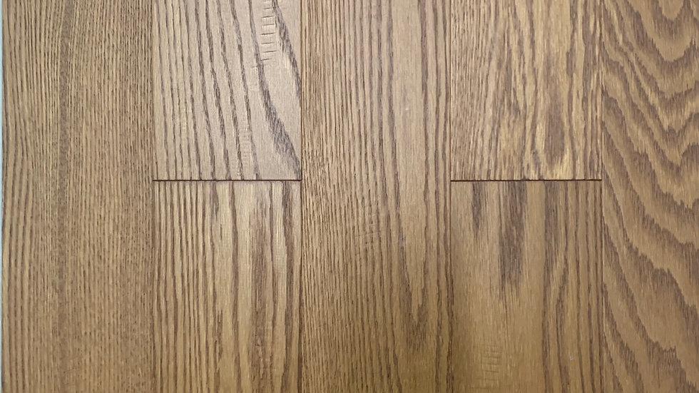 Engineered hardwood click 4.7 width x3/8 colour freesia