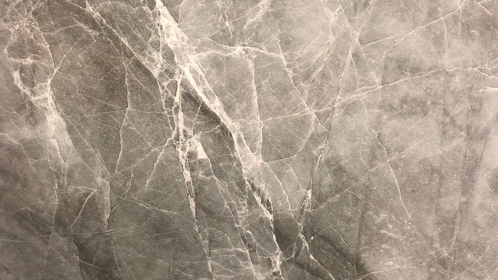 Thunder grey porcelain tile 3/8 thickness 12x24