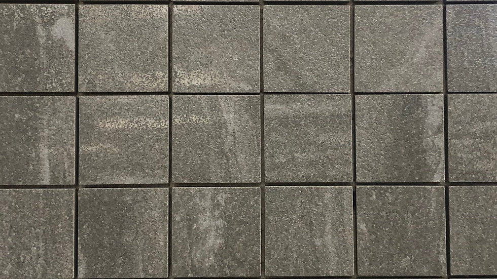 FLOOR TILE DARK GREY 2 BY 2