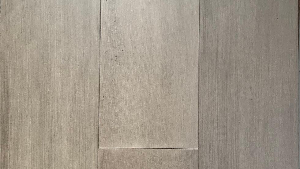 Engineered hardwood maple 7 1/4 width x 3/4 colour :mirage gray