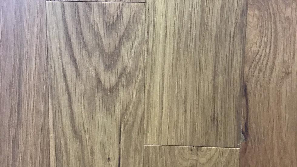 Natural oak Click 5 inch x1/2 engineered hardwood