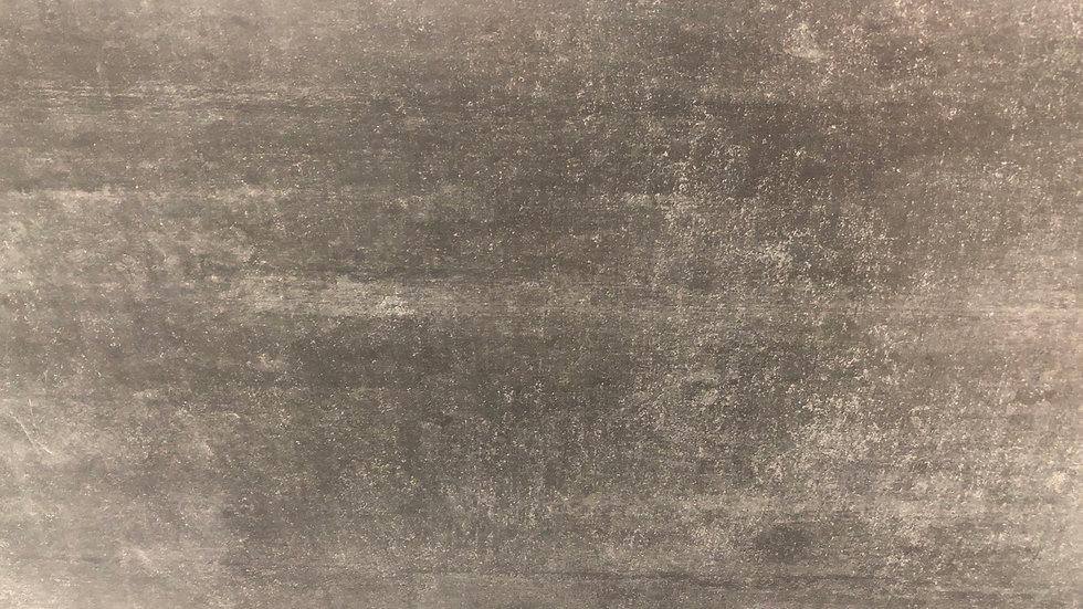 Matt black  Porcelain tiles 3/8 thickness