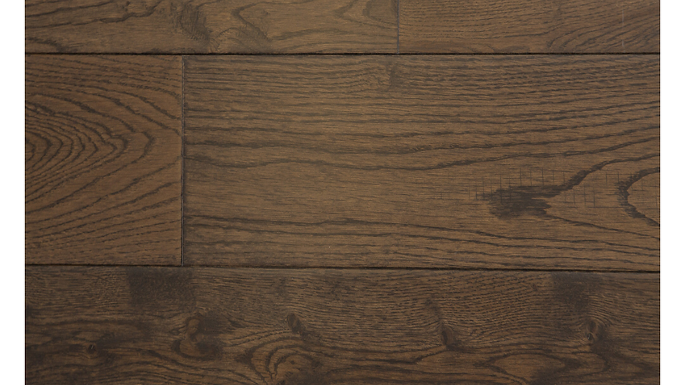 Oak solid city grey 4 3/4 inch width x3/4 thickness