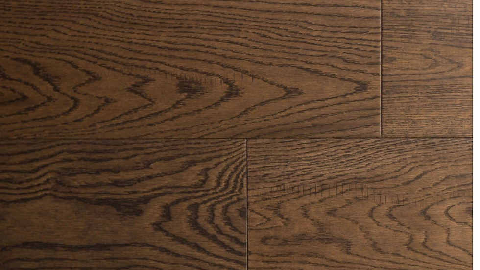 Oak City Gray 6 inch width and 3/4 thickness