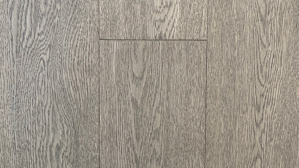Oak Engineered Hardwood 6 1/2 inch and 3/4 Crest GREY