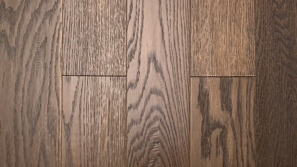 Engineered hardwood click 4.7 width x3/8 colour :thornhill