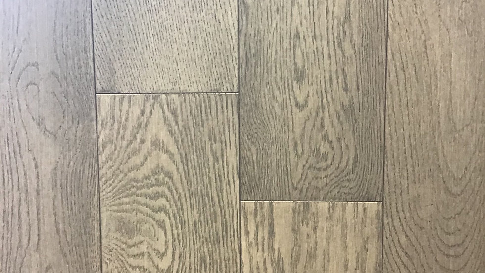 Smike Oak Click Engineered hardwood 5 inches and 1/2 thickness