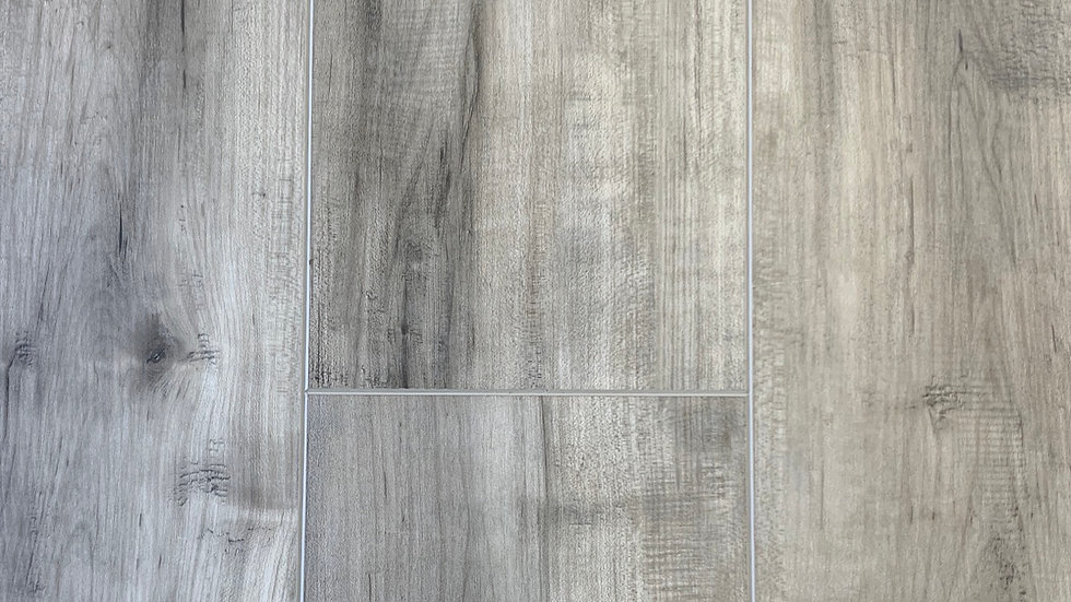 7mm with pad vinyl plank colour black pepper